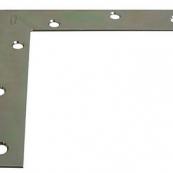 204-990 6INX1IN FLAT CORNER