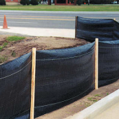 2'X100' SILT FENCE/WTH 11 STAKES