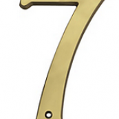 """207-233 6""""-#7 HOUSE NUMBER SB"""