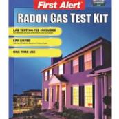 RD1 RADON TEST KIT FIRST ALERT