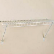 "1031 STORAGE SHELF KIT 12""X3'"