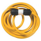 1493 10/4X25FT STW 30AMP YELLOW