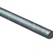 "179-549 5/8X36"" THREADED STL ROD"