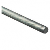 "179-531 1/2 36"" THREADED STL ROD"