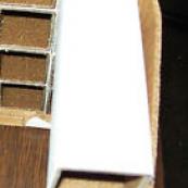 """TREX SQUARE BALUSTERS 30-3/8"""" WHITE TRANSCENDS BOX[16PER BOX] WT020230SBK"""