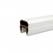 TREX CROWN TOP RAIL 6'WHITE