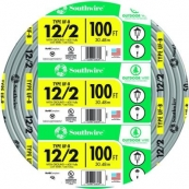 CABLE 100FT 12/2 U/F WG