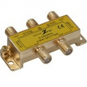 VS3001SP4W COAX SPLITTER 4-WAY