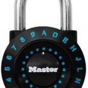 RESET COMBO MASTER LOCK   Model Number: 1590D