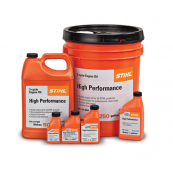 STIHL 5.2OZ 2CYCLE OIL(2GAL.MIX)