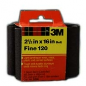 9272-2 3X24 FINE SAND BELT 2PK