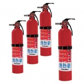 HOME1 FIRE EXTINGUISHER RED