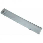 """#85280 HINGED GUTTER GUARD 6""""X3' LO"""