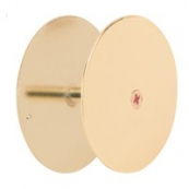 U 9516 HOLE COVER 2-5/8 GOLD MET
