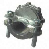 "05103B 3/8"" NM/SE CLAMP CONN"