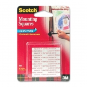 108 3M REMOVABLE MOUNTING TAPE