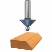 ROUTER BIT CHAMFER 1/4SX1-5/16D STOCKED IN SILVER SPRING AND GAITHERSBURG ONLY