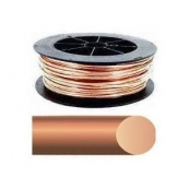 8SOLX500 #8 SOLID BARE COPPER