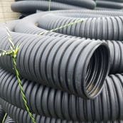 "4""X100' SOLID ADT PIPE / ROLL   