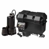 ESP25 12V SUMP PUMP BACK-UP
