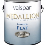 1400 MEDALLION WHITE INT GL FLAT