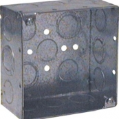 8232 2-1/8D WELDED SQR BOX