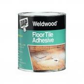 00137 WELDWOOD 1GAL.FLOOR TILE  ADHESIVE THIN SPREAD