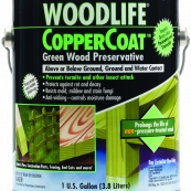 1901A GAL.WOODLIFE COPPERCOAT GR WOOD PRESERVATIVE