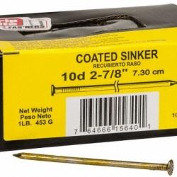 10CTDSKR1 1LB 10D CC SINKERS