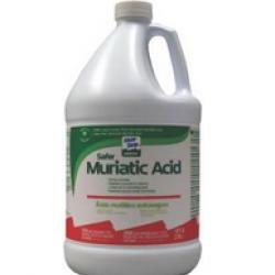 GKGM75006 GREEN MURIATIC ACID GAL