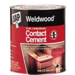 00272 1QT WELDWOOD CONTACTCEMENT  THE ORIGINAL NS