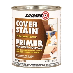 03554 QT.HIGH HIDE COVER STAIN  ZINSSER