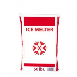 51051 50LBS SAFE STEP ICE MELTER GRANULES(MAGNESIUM & SODIUM CHLORIDE)POWER 4300*BLUE BAGS*