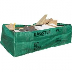 02005-2 BAGSTER 3CUBIC YARD BAG HOLDS UP TO 3300LBS OF CONSTRCTN DEBRIS