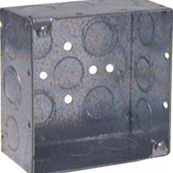8232 2-1/8D WELDED SQR BOX