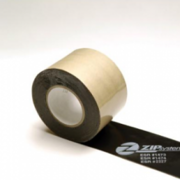 Zip System Tape 3 75 X 90 1 Roll Per 6 Panels Must Be Used With Zip System Gun For Accurate Warranted Installation 12 Rols Per Box Huber S 13773 3 75 Zip System Tape Twperry